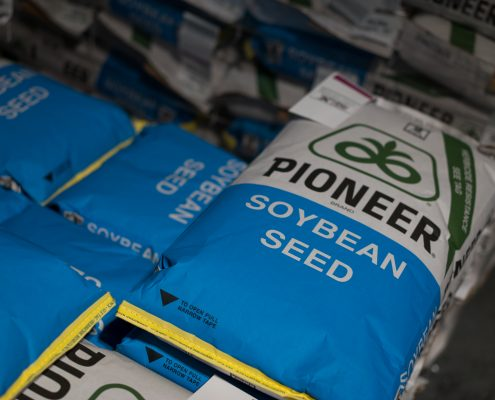 We Sell and Warehouse Pioneer Seed