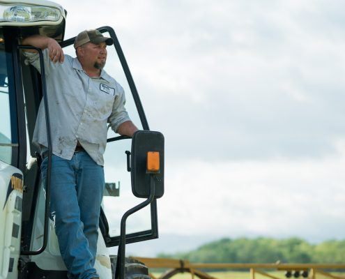 Our Professionals Meet You At Your Field For Comprehensive Crop Management