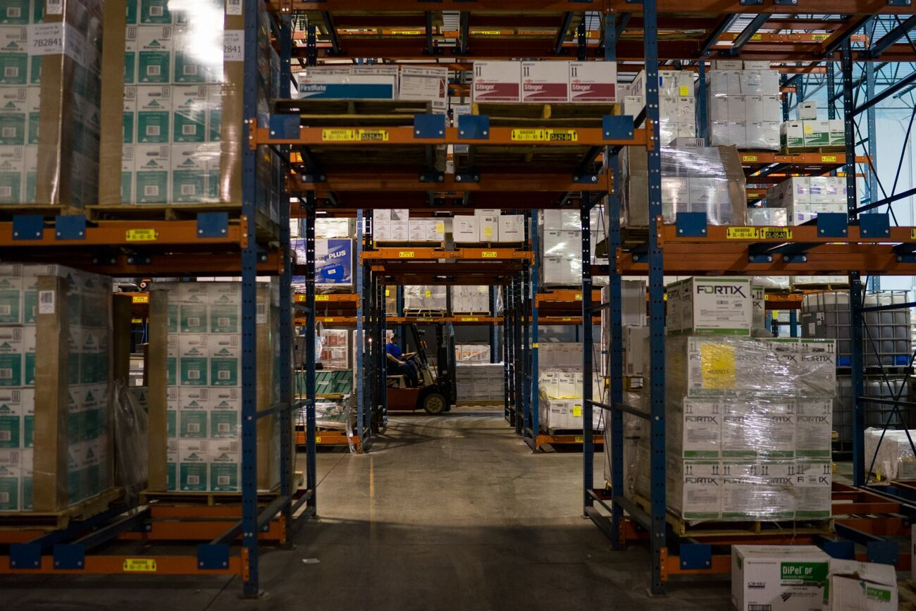 We Warehouse Seeds for Agribusinesses And Third Party Logistics